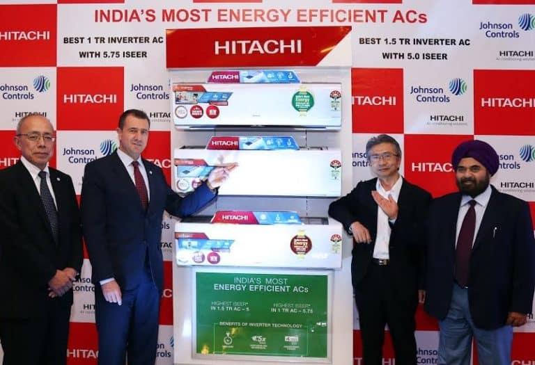 Hitachi airco