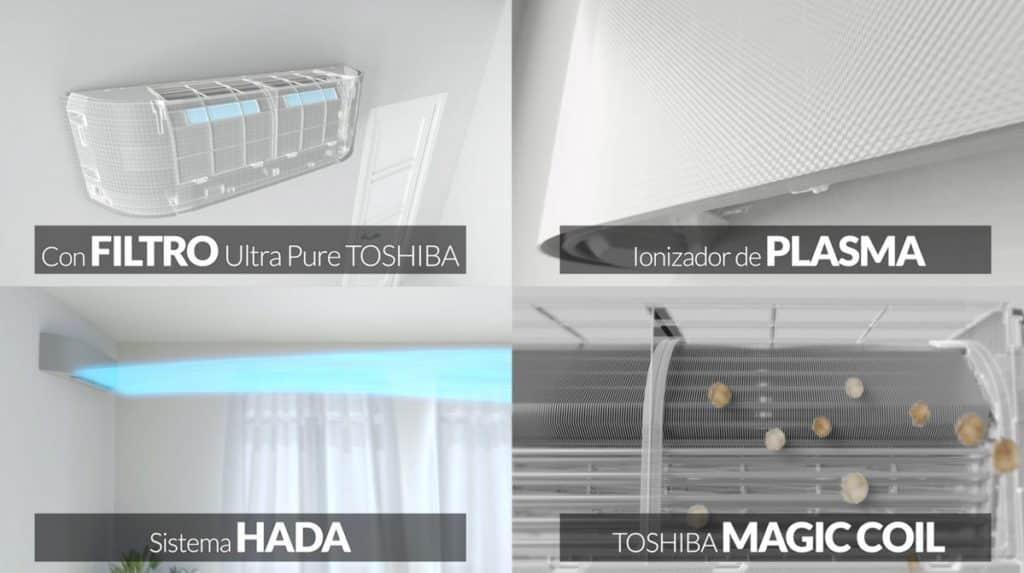 Toshiba Haori airco kopen?