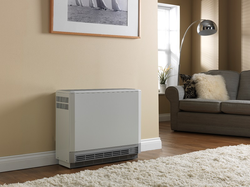 Elektrische verwarming accumulatie